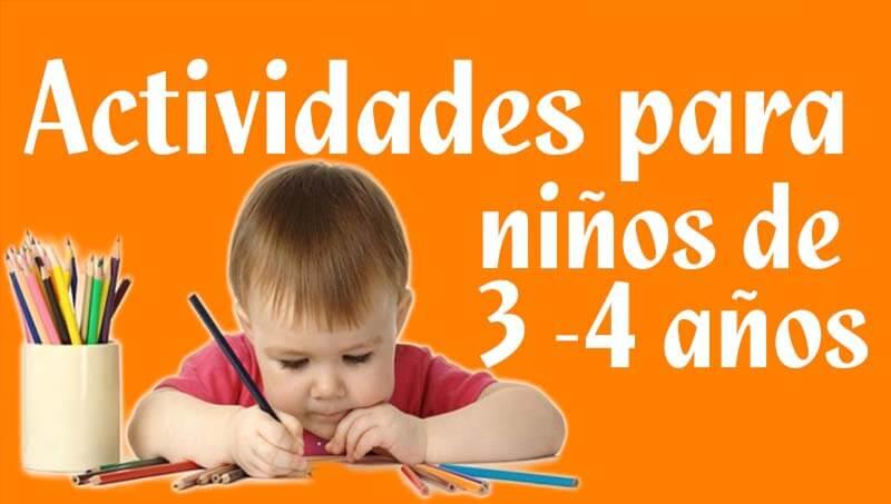 actividades manuales para niños de 2 a 3 años pdf