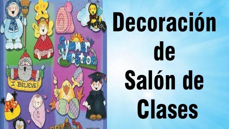 Decoración De Salón De Clases Preescolar Inicial Primaria Portal De Educación